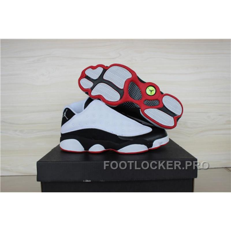 "detailing 02225 36e90 Air Jordans 13 Low ""He Got Game"" Sale Online For Fall"