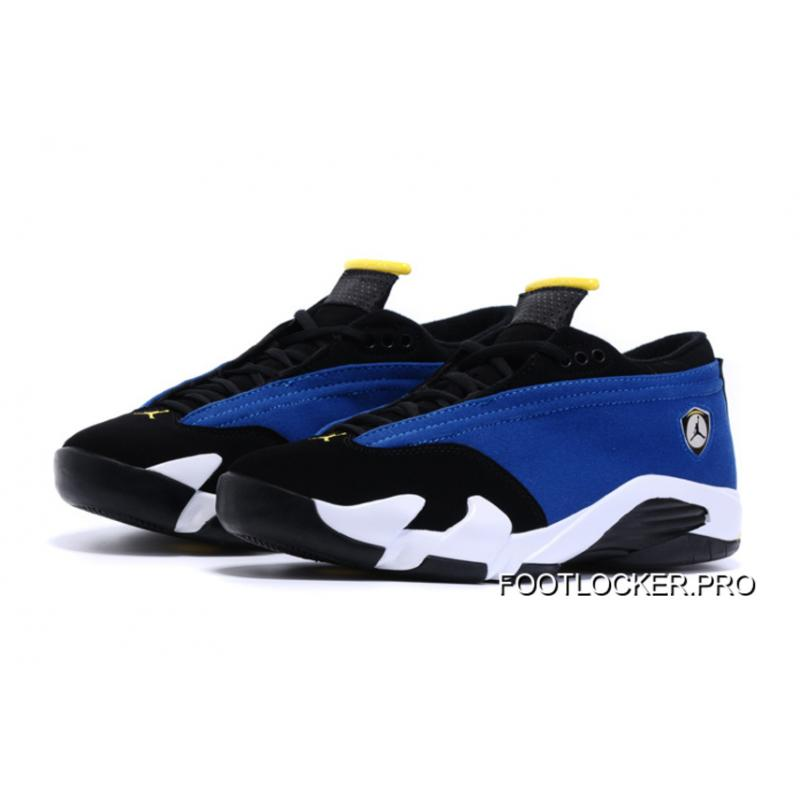 "hot sale online dff09 508c7 Discount Air Jordans 14 Retro Low ""Laney"" Shoes"