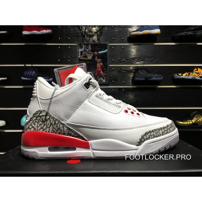 new styles afcf5 6918a Air Jordan 3 Qs Adapted White Colorways. 5 Latest