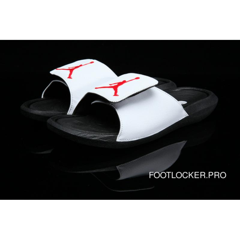 bc69464c523cc0 ... Air Jordan Hydro 6 Sandals White Gym Red Black Super Deals ...