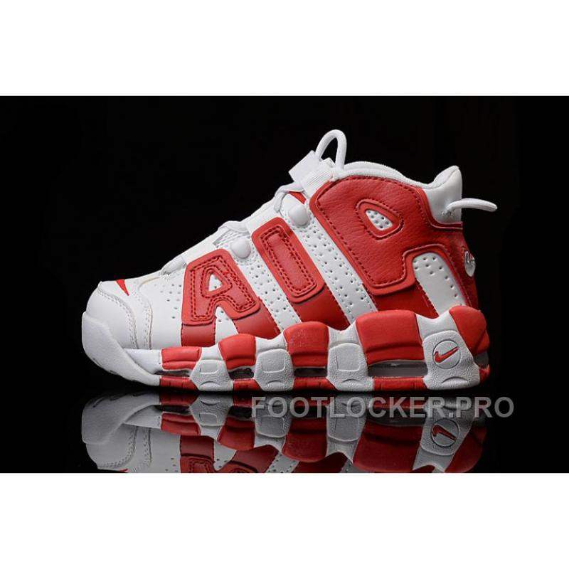 info for 5f615 50ba5 ... Men s Nike Air More Uptempo Chicago White Red Discount ...