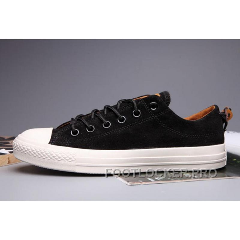 CONVERSE X Clot X Undefeated Black Suede Chuck Taylor All Star Bow Back Shoes Online