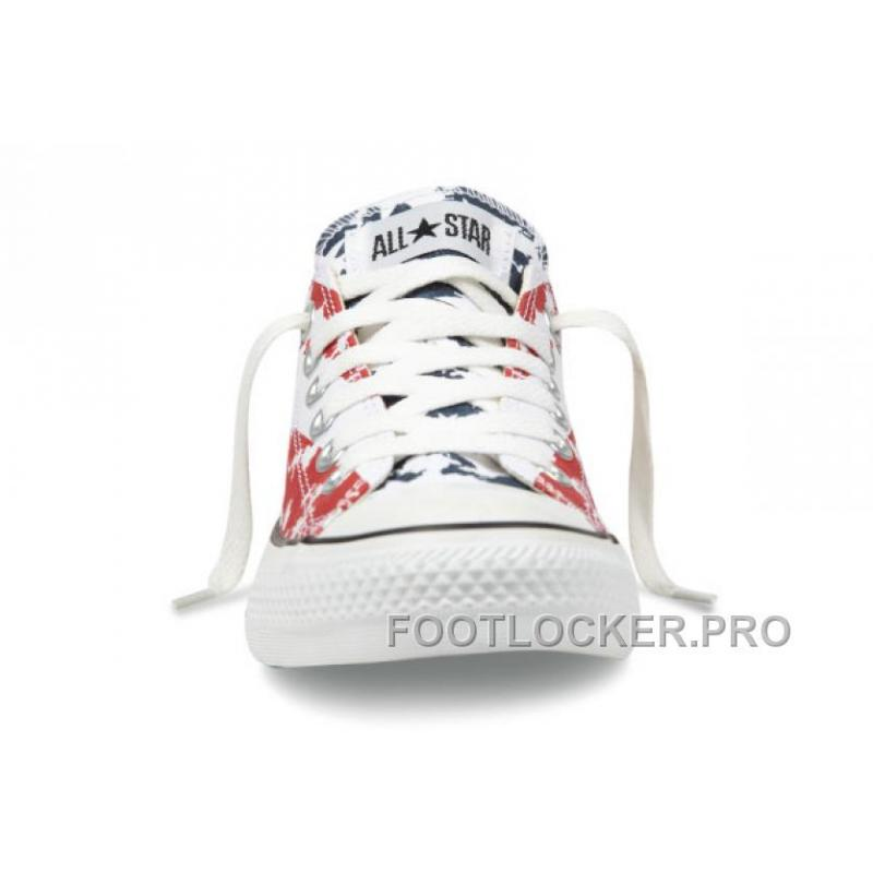 83f5d4534762 ... New Release CONVERSE American Flag Red White Blue Chuck Taylor All Star  Canvas Shoes ...