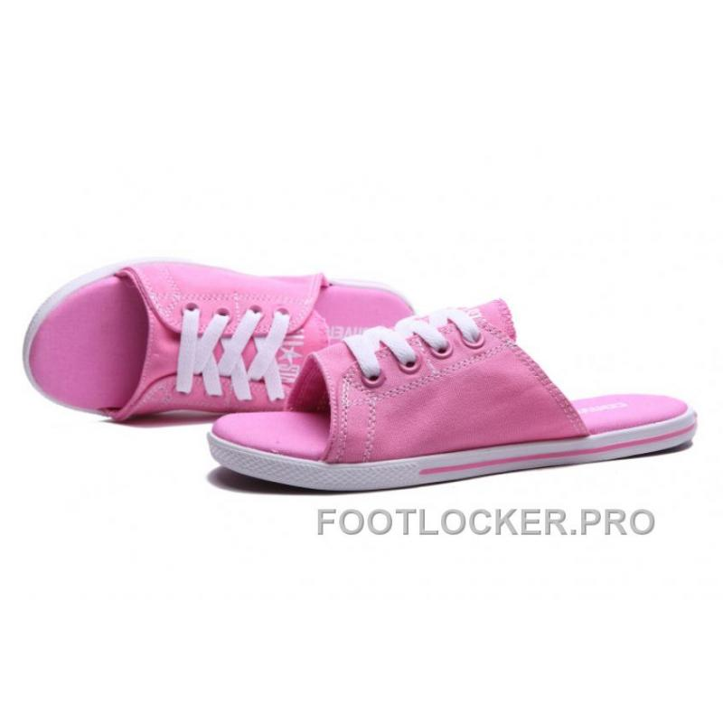 8cba715f12e5 ... Pink CONVERSE Cutaway EVO Summer Chuck Taylor All Star Women Slippers  For Sale ...