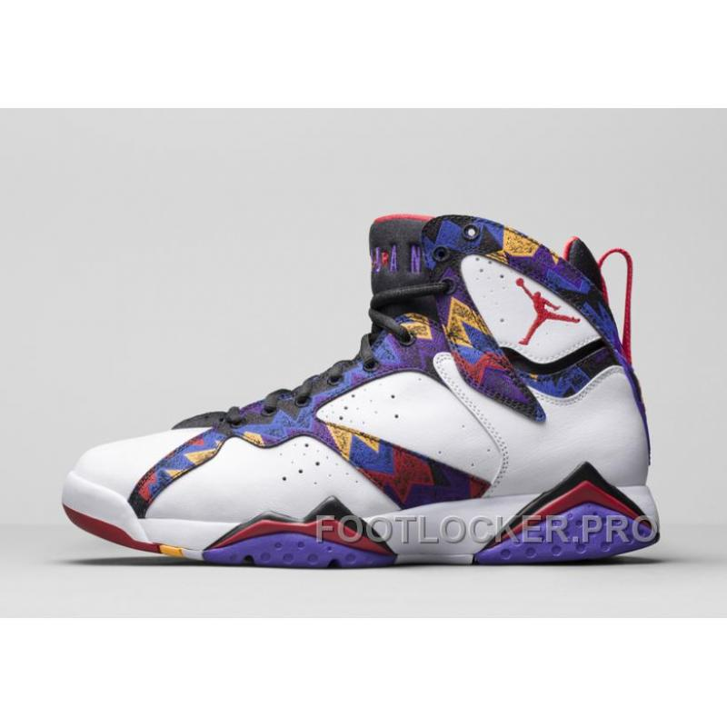 """size 40 8ccf7 70f63 Girls Air Jordan 7 """"Sweater"""" For Sale Online New Release ..."""