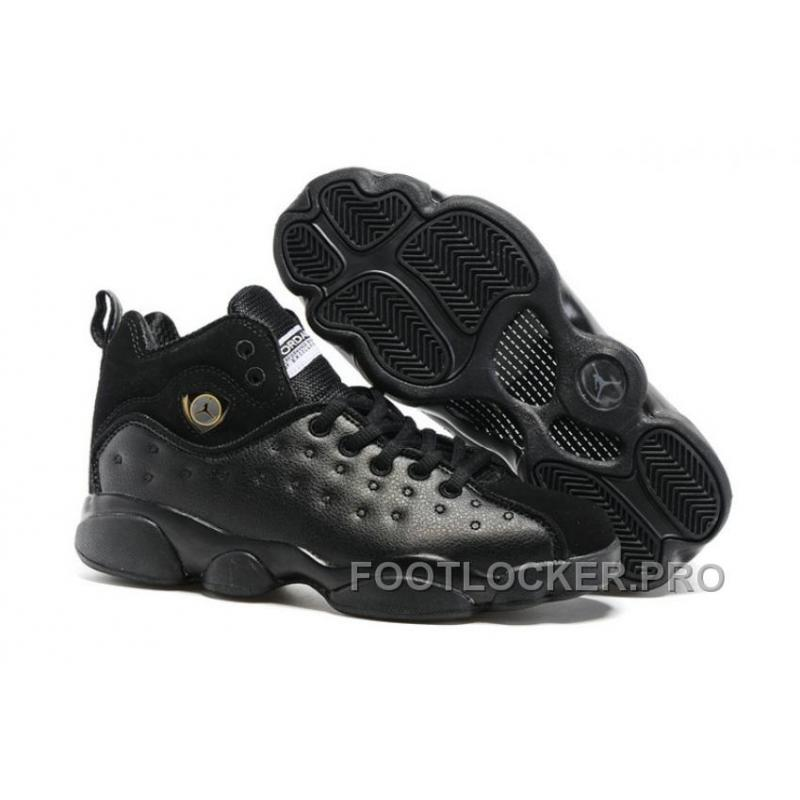 "dfe7c2092efe Jordan Jumpman Team 2 GS ""Raging Bull"" All-Black Cheap To Buy ..."