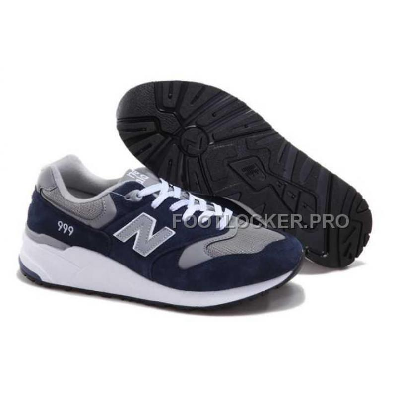cheap for discount 599af ae30a New Balance 999 Mens Navy Grey Online