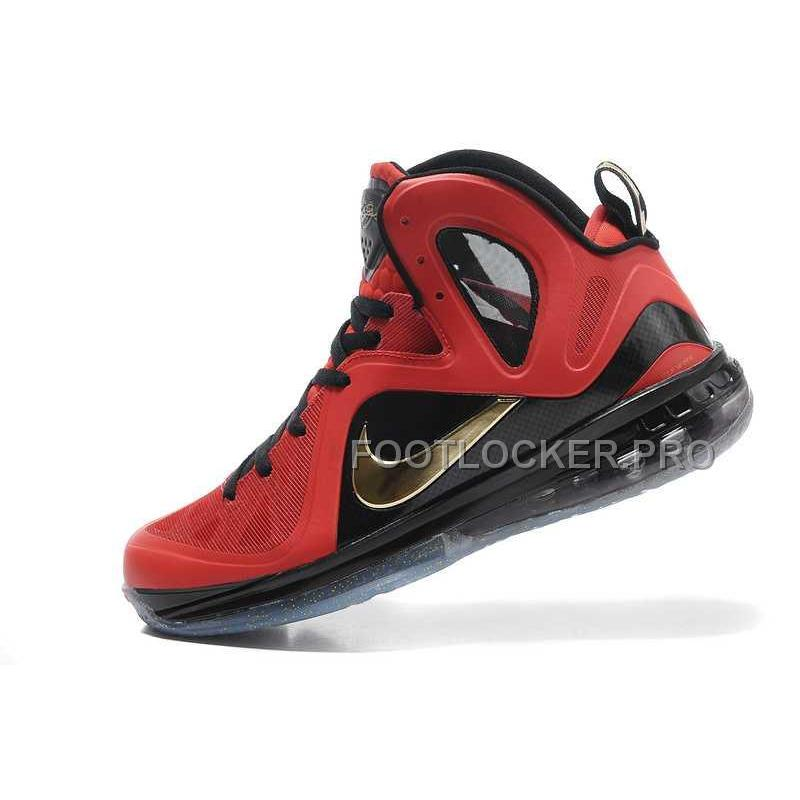 check out a3ac7 68145 ... New Nike Lebron 9 P.S. Elite Mens Red Black ...