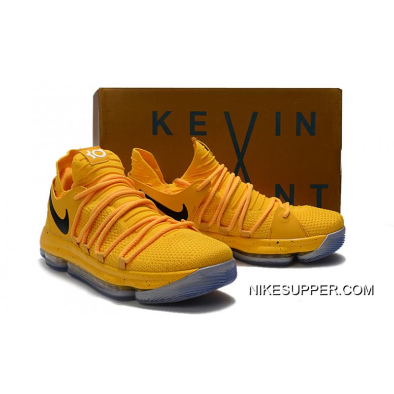 outlet store a8fc1 32d51 germany nike kd 10 yellow afbfc 1ba7a