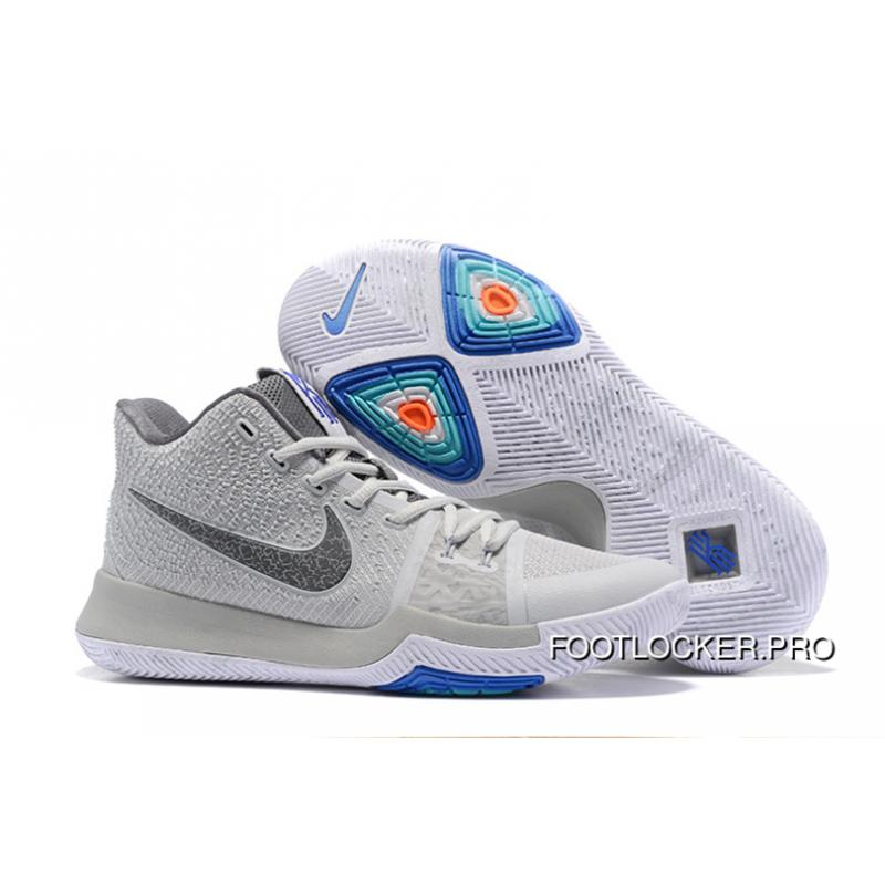 """sale retailer f22e9 f6aed Nike Kyrie 3 """"Wolf Grey"""" Best"""