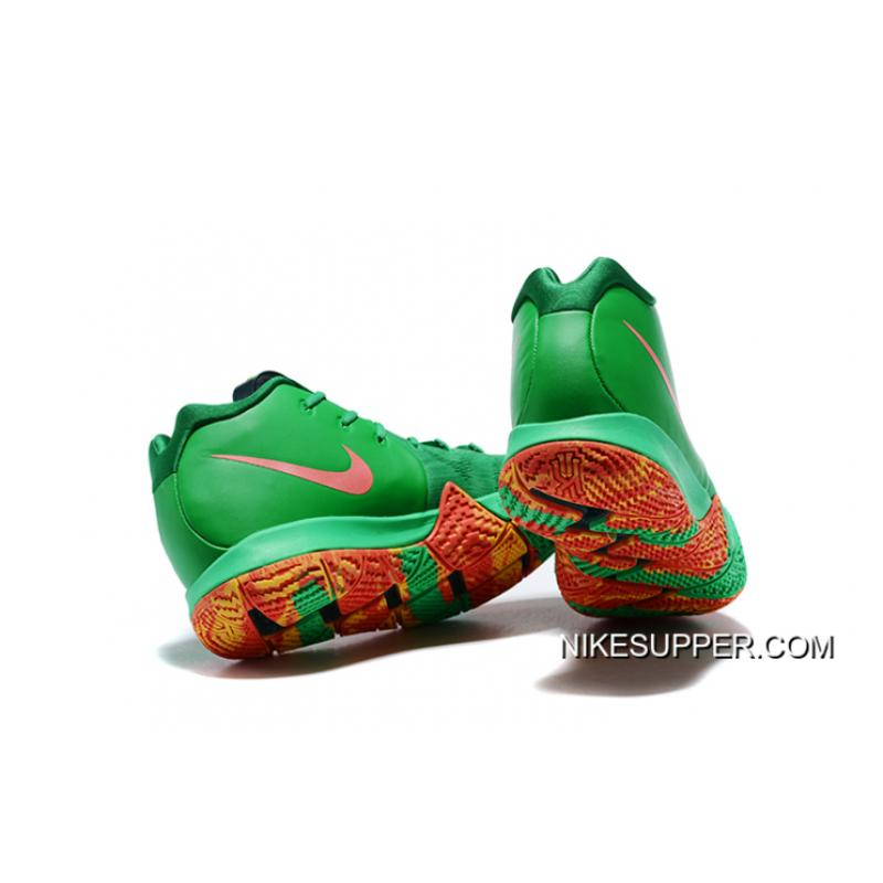 """online store 9f486 7839c ... New Release Nike Kyrie 4 """"Fall Foliage"""" PE TV PE 6 ..."""
