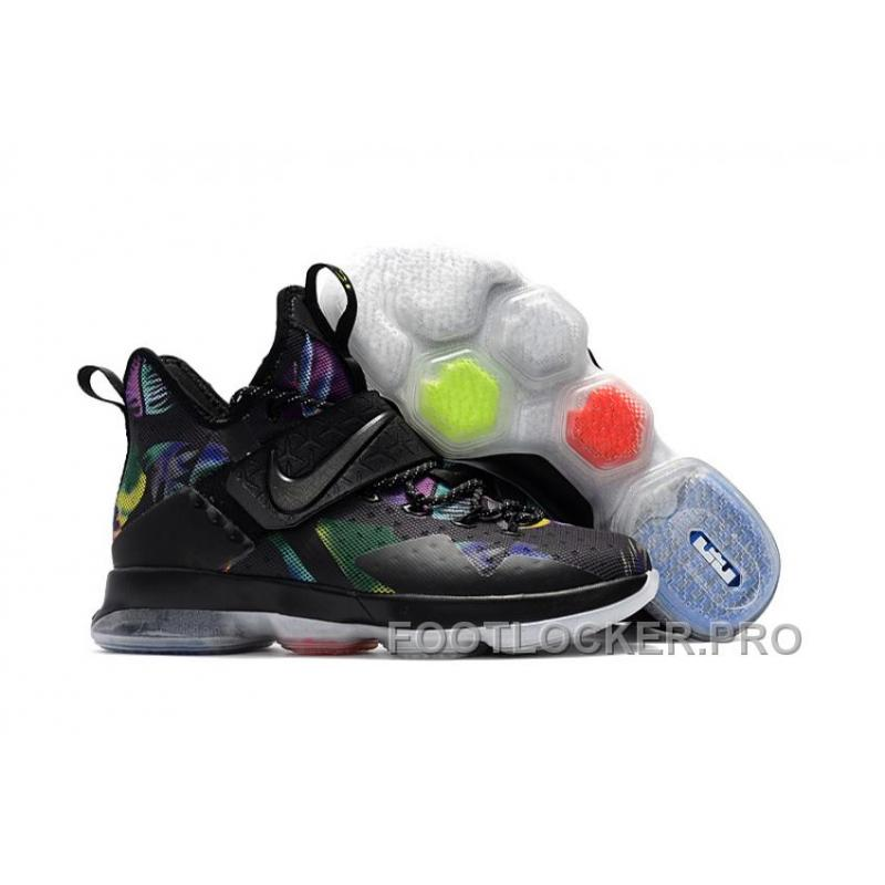 premium selection a1f0f d7790 Nike LeBron 14 SBR South Beach New Release ...