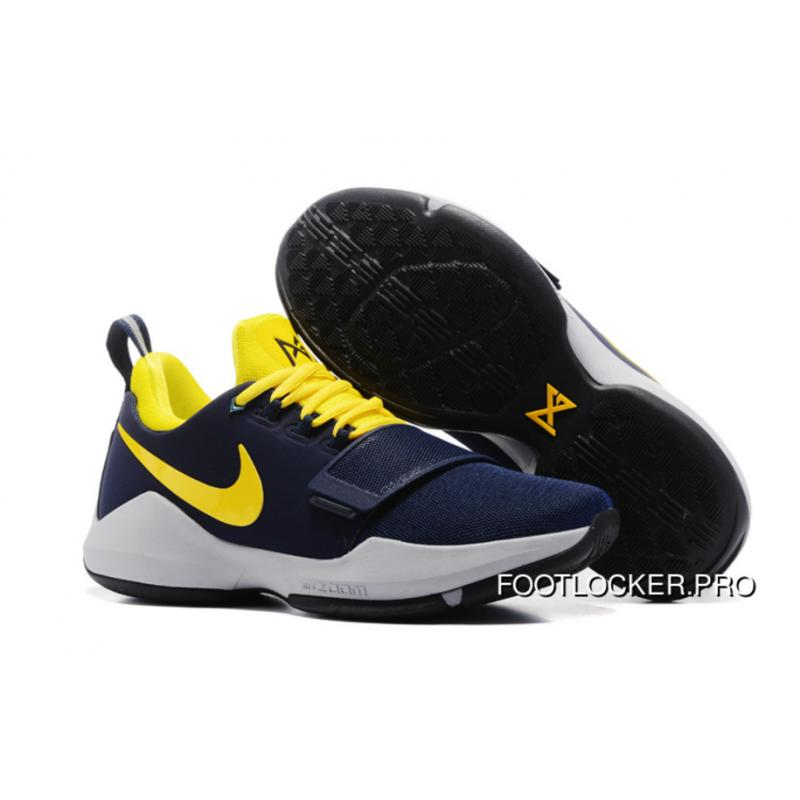"sale retailer 8f121 5ac70 Nike Zoom PG 1 ""Pacers"" PE New Release"