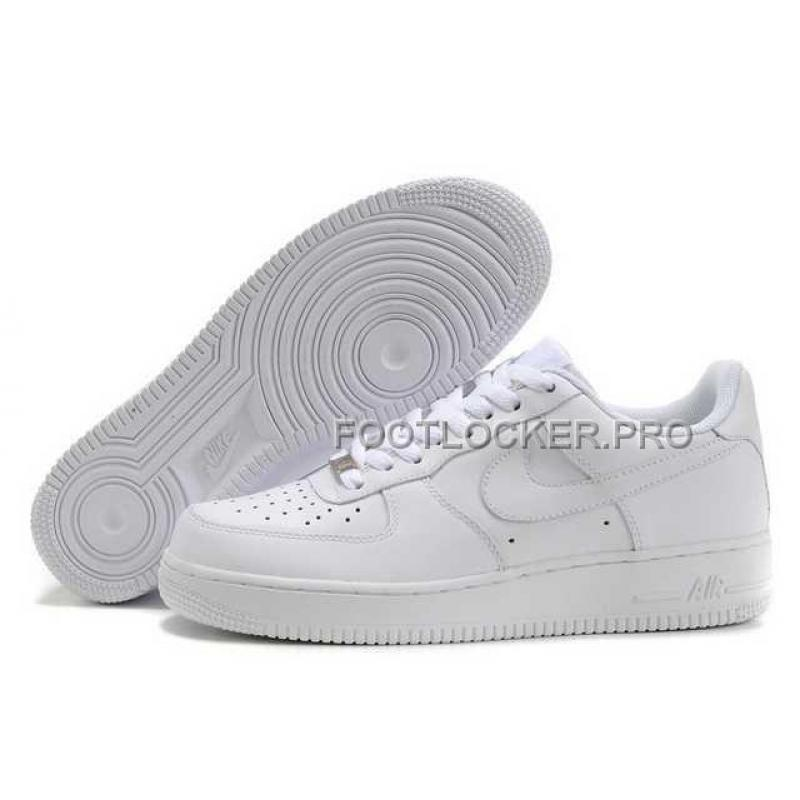 more photos d1954 d67fe Nike Air Force 1 Low Womens All White Hot