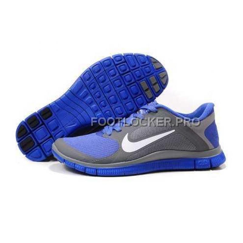 new arrival fe873 e5689 Nike Free 4.0 V3 Womens Cool Grey White Violet Shoes New