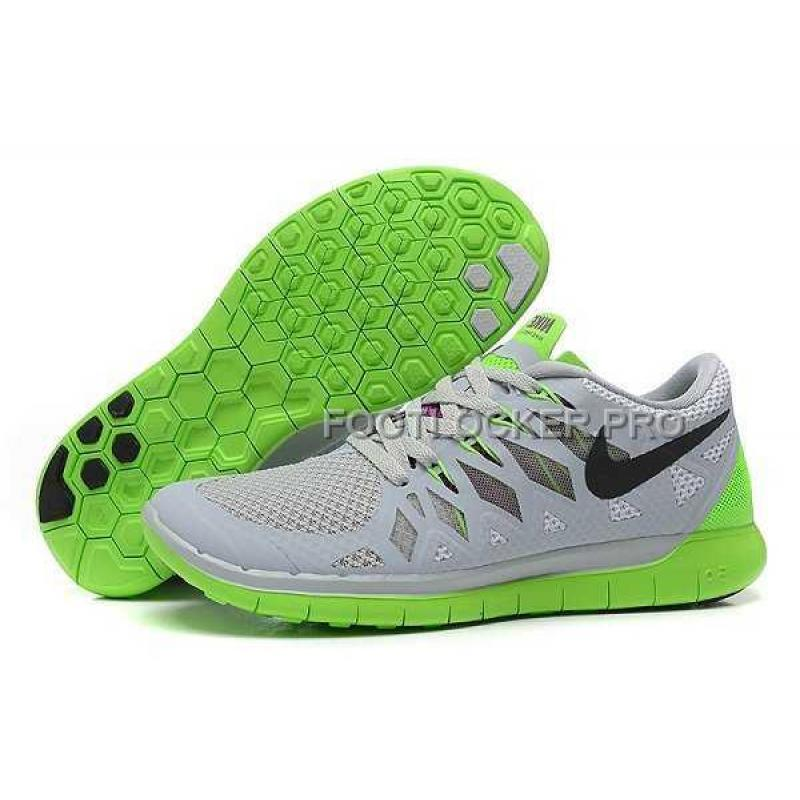 the best attitude 274fc 4e1ce Nike Free 5.0 2014 Womens Light Gray Green Shoes New ...