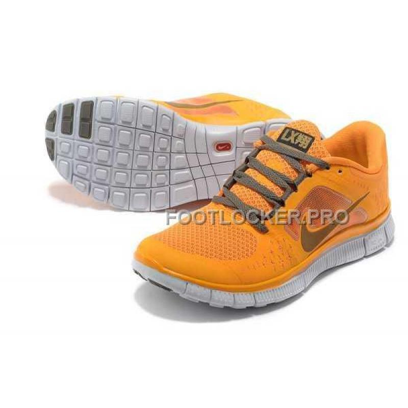 buy popular c1c95 dcd4b Nike Free Run 3 Womens Yellow Gray Shoes New