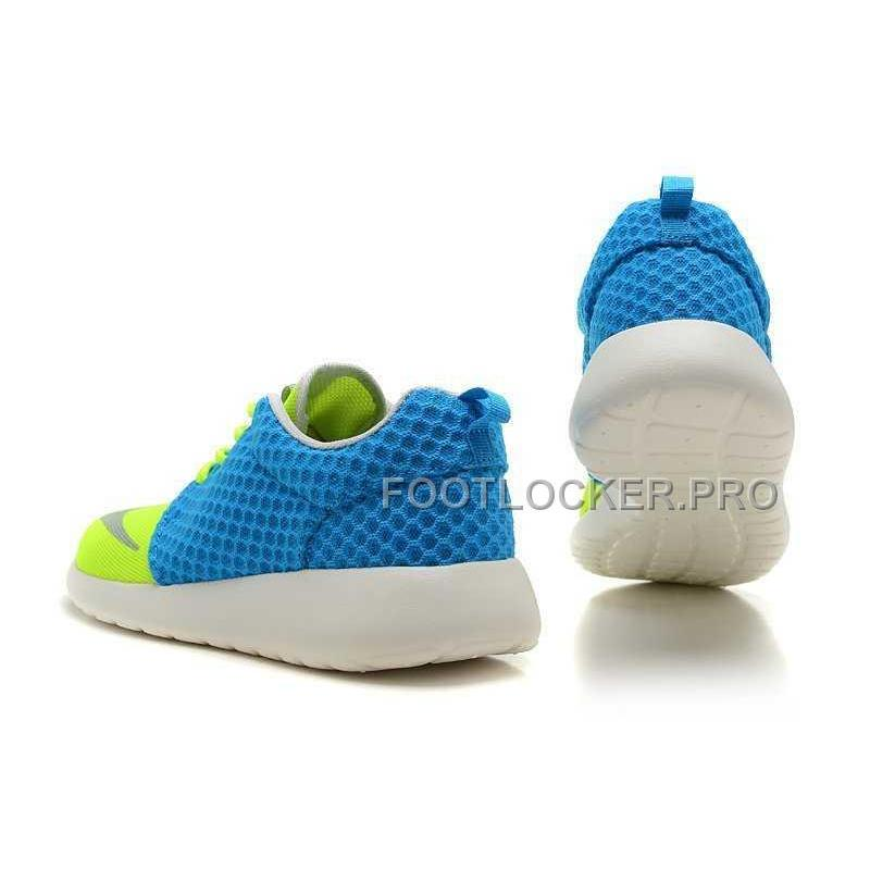 20a25da5d41f ... Nike Roshe Run FB Yeezy Mens Blue Yellow Shoes For Sale