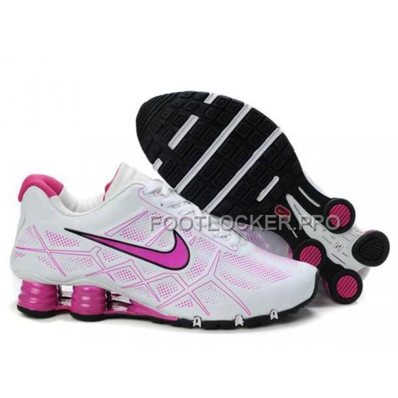 wholesale dealer 39a12 d3962 Nike Shox Turbo 12 Womens Leather White Black Cheap ...