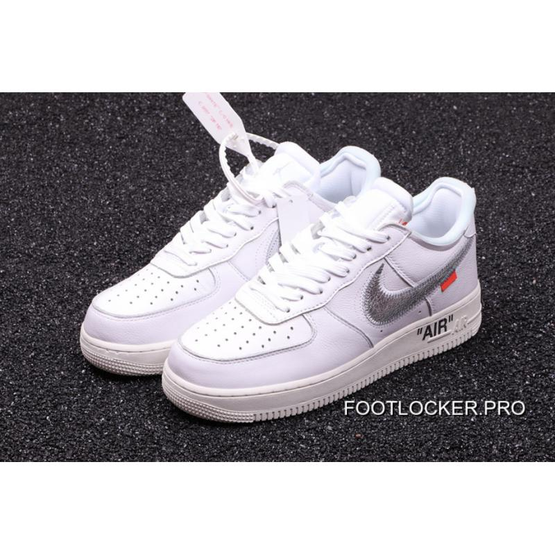 buy popular 60a25 09bf4 Men Nike Air Force 1 07 Off White SKU:80432-234 2018 New Style