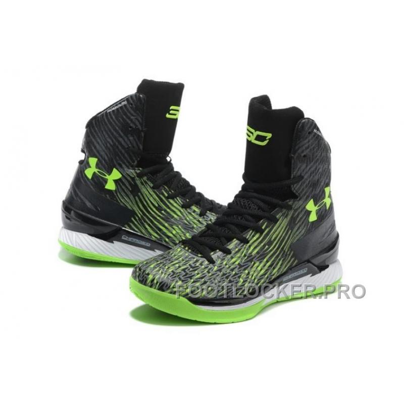 timeless design aae41 bb48a ... For Sale Under Armour UA ClutchFit Drive Highlight 2 Christmas Black  Green Sneaker ...