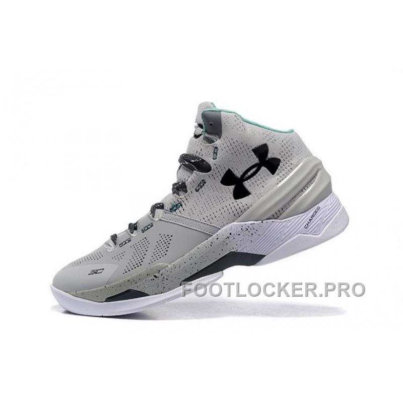 3fa8b863c06d ... Under Armour Curry 2 Cool Grey Black-Teal For Sale
