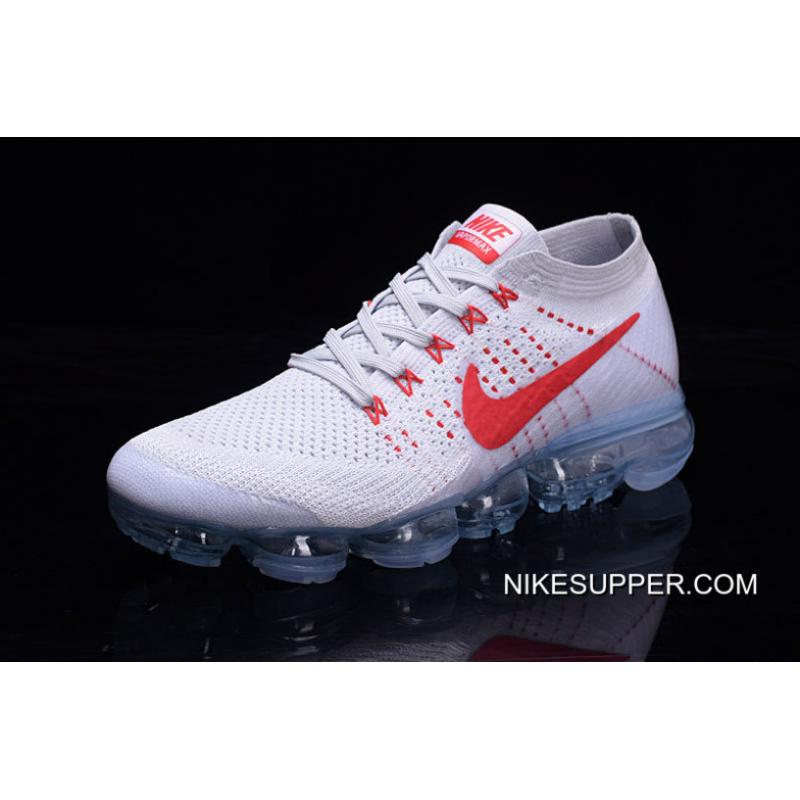 new arrival 02ef3 ec748 Tax Free Women Nike Air VaporMax 2018 Flyknit Sneakers SKU:73577-237