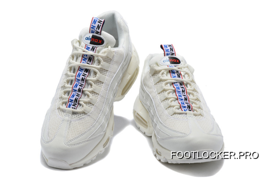 4 Colorways Nike Air Max 95 TT Japan Limited Blue White Red Street Retro Running Shoes AJ1844 101 600 002 Size Beat Men Shoes Out 2018 Super Deals