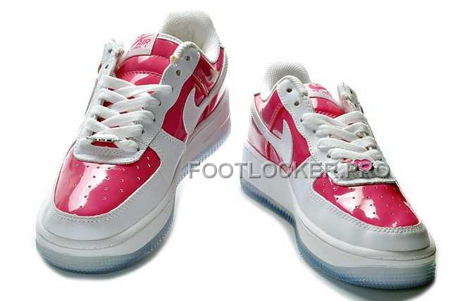 Nike Air Force 1 Low Womens Pink White Hot